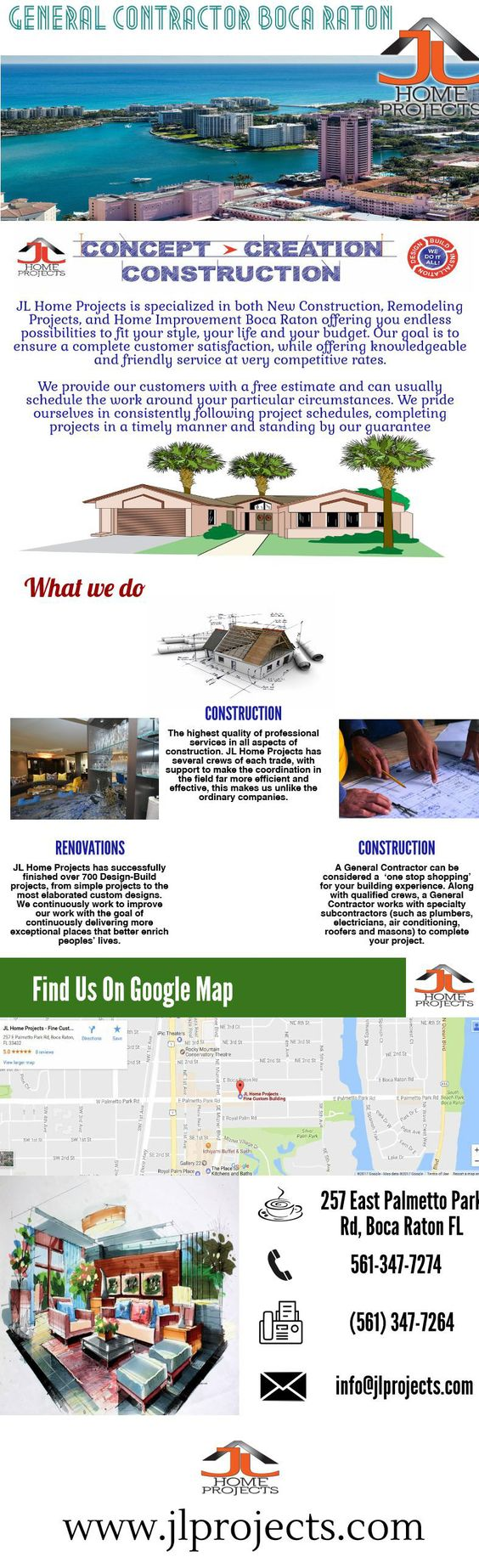 JL Home Project are the best general contractor in Boca Raton ...