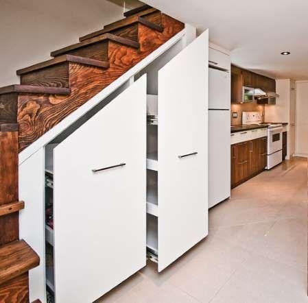 Comment Optimiser L Espace Sous L Escalier Relooker Meubles