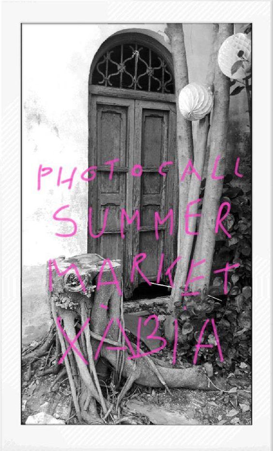 Ven al Summer Market Xàbia y participa en nuestro concurso SummerPhoto. Hazte una foto en nuestro rincón y la que más ME GUSTA reciba, ganará un lote de productos Sumner Market Xàbia.