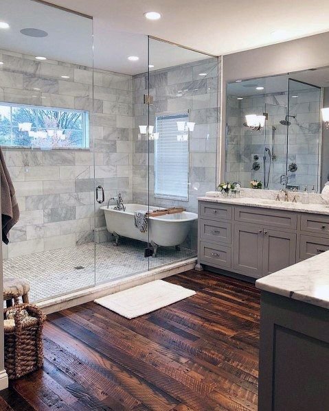 Top 60 Best Master Bathroom Ideas Home Interior Designs Bathroom Remodel Master Bathroom Remodel Shower Bathrooms Remodel