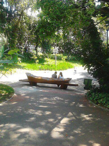 Parque Municipal de Belo Horizonte, MG, Brasil