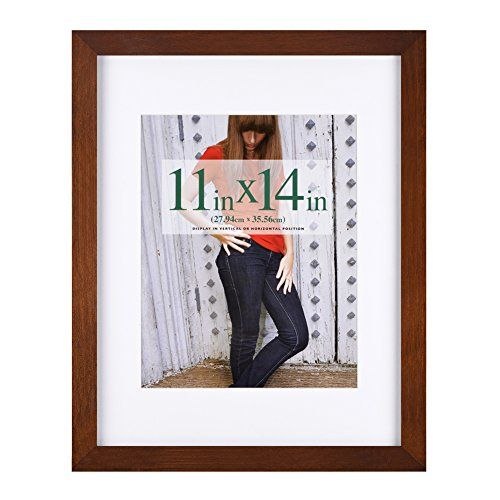 Rpjc 11x14 Picture Frames Made Of Solid Wood And High Definition Glass Display Pictures 8x10 11x14 Picture Frame Picture Frames Picture Display