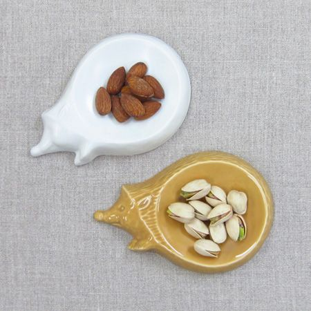 KIYATAハリネズミの豆皿