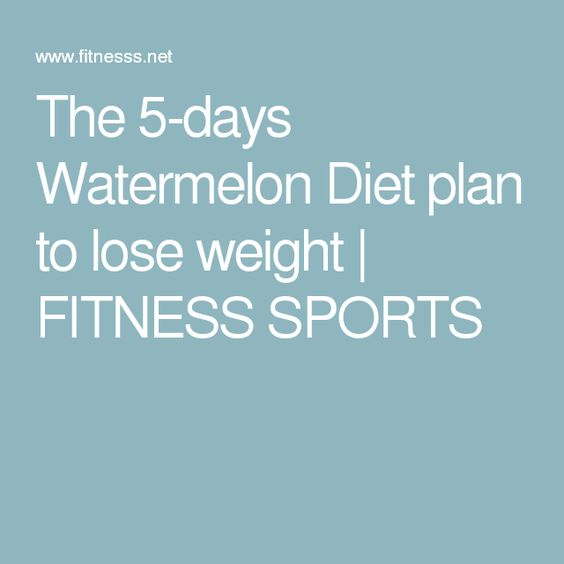 Diet Plans, To Lose Weight And Fitness Sport On Pinterest