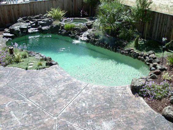 Image of inground pool kits cheap pools pinterest small image of inground pool kits cheap pools pinterest small inground pool and outdoor living solutioingenieria Images