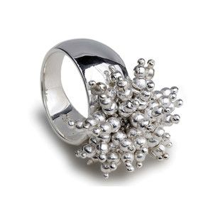 Sunburst Ring now featured on Fab.