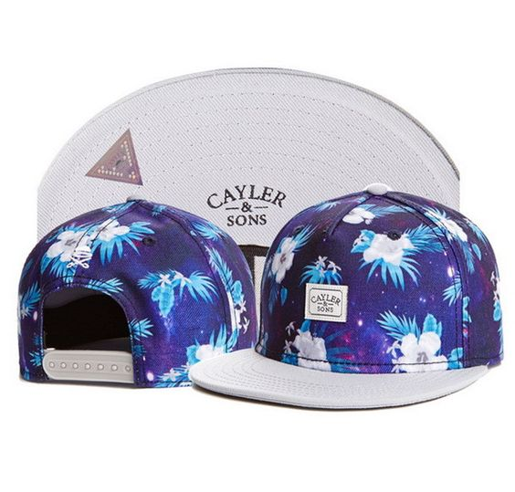 Tropical Print Snapback Hat For Women.  High Quality Head Circumference: 56-61 cm (Can be adjusted) Comfortable Fit