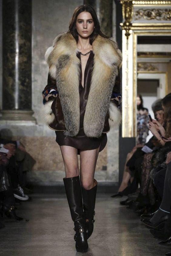 Emilio Pucci Ready To Wear Fall Winter 2014 Milan - NOWFASHION