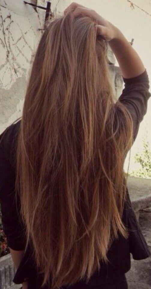 Pelo liso · Balayage straight hair gorgeoushair