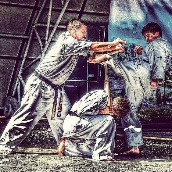 ". . ""Power is no more than a part, no more than the tip of the iceberg of limitless profundity and sublimate of Karate."" ~Mas Oyama ~ . . . #bahrain #manama #kyokushin #karate #kickboxing #onekyokushin #1kyokushin #mma #ufc #iko #japan #fitness #fight #power #boxing #body #gym #bh #love #training #train #friends #like #follow #instramood #kick #uob #bh #arts #Padgram"