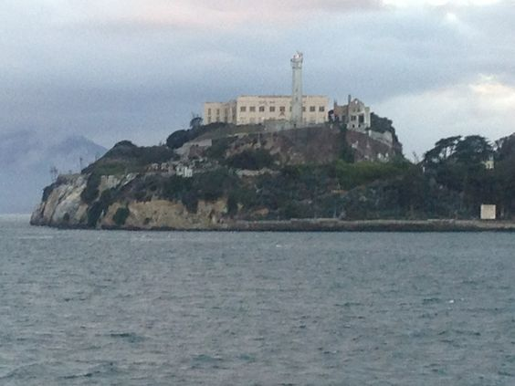 Awesome time in San Francisco loved the boat tour to angel island and alcatraz
