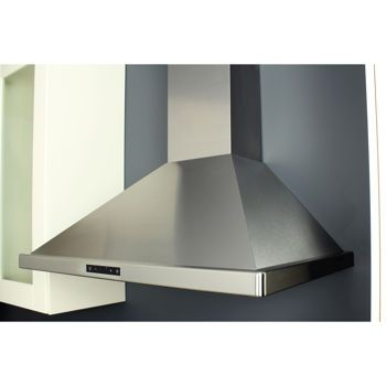 Products cuisine and range hoods on pinterest - Hotte de cuisine stainless ...