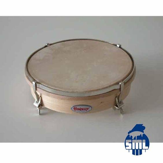 Tamborins, pandeiretas e outros instrumentos de percussão Honsuy, compre no Salão Musical de Lisboa.