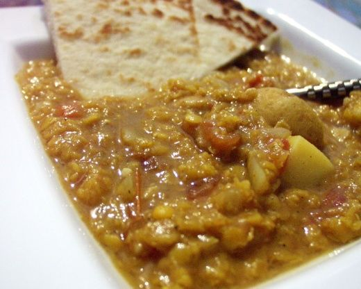 A Tasty Soup Common To The Arabian Gulf I Prefer To Use Dried Black Loomi Over The Lighter Iraqi Iranian Sold Variety As I Red Lentil Soup Recipes Ada Recipe