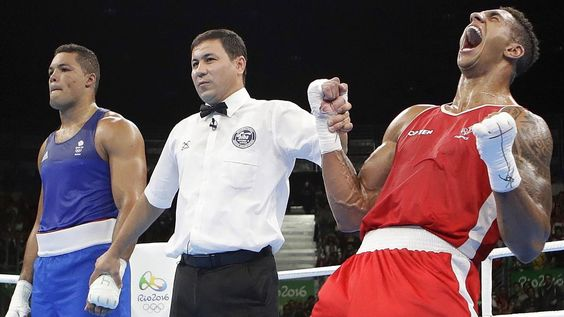 It was perhaps fitting that the final bout of these Olympic Games should end in controversy. Joe Joyce was the latest and final victim of an unfathomable points decision during the Rio Games, receiving a silver medal from the judges when it should have been gold. Judging in boxing has always been subjective, but too many times in recent days it has been difficult to understand what the subject was.  Tony Yoka, of France, claimed the super-heavyweight gold medal with a split-points decision…