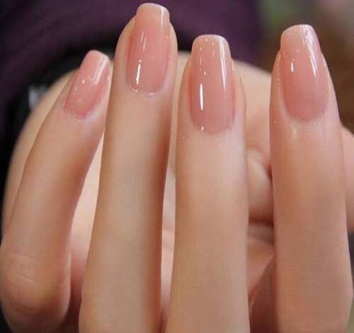 perfect nail shape and length