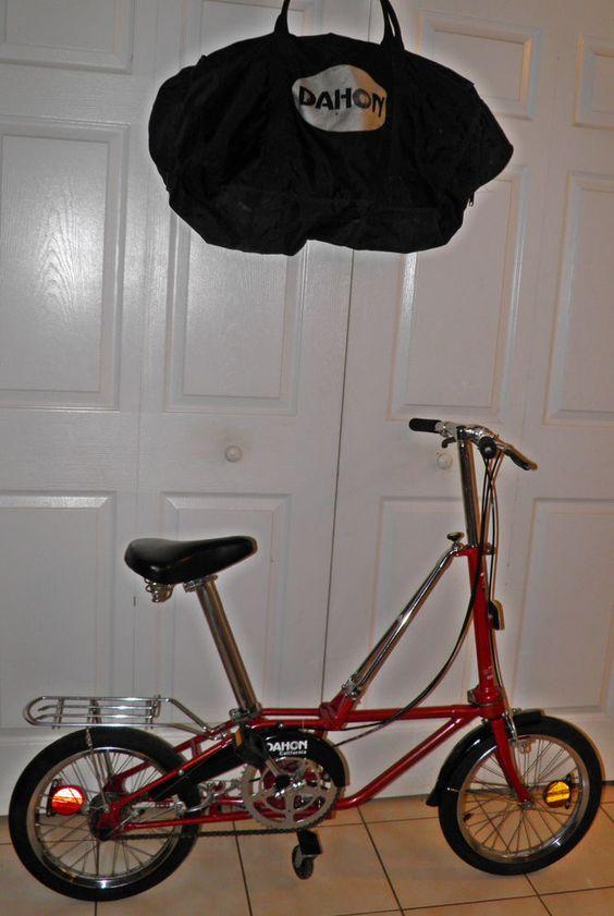 Vintage Dahon Classic Iii Folding Bike 3 Speed Sturmey Archer