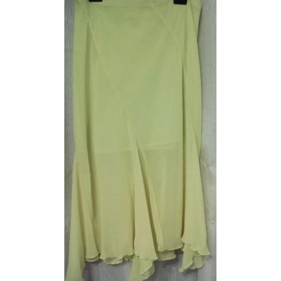what color is limon? | ... Vestidos y Polleras Polleras Pollera Color Amarillo Limon Claro