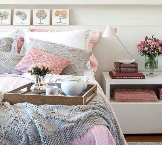 Arrumação cama