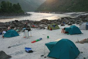 Beautiful camping spots. Who would ask more than a pristine white sandy beach?! Www.grgadventurekayaking.com