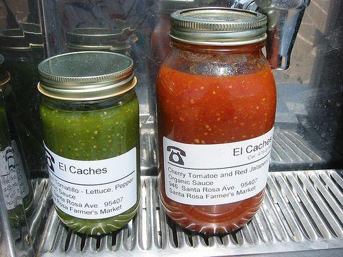 30 Second Lacto-fermented Salsa