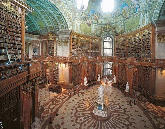 Librairie nationale d'Autriche, Vienne
