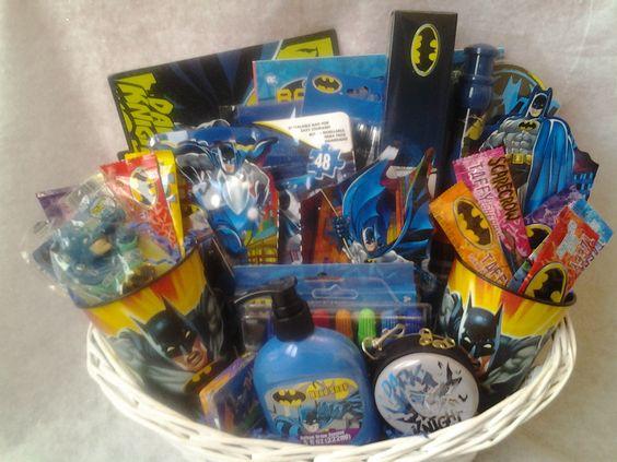 Superhero gift idea....