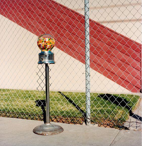 Gumball Machine, by Katie Baum