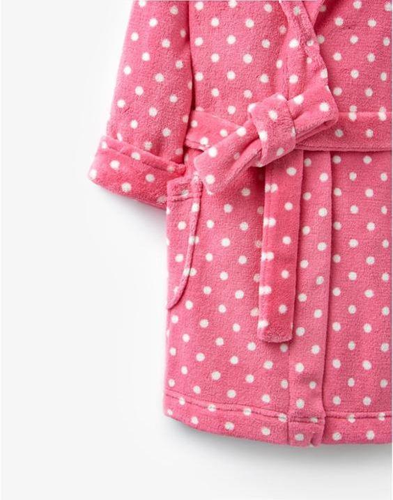 JNRNUTKINFleece Dressing Gown