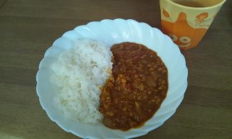 Keema Curry with freeze dried tofu instead of meat | Essen Obsession ...