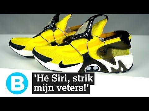 De eerste Siri sneakers van Nike! 'Hé Siri, maak m'n