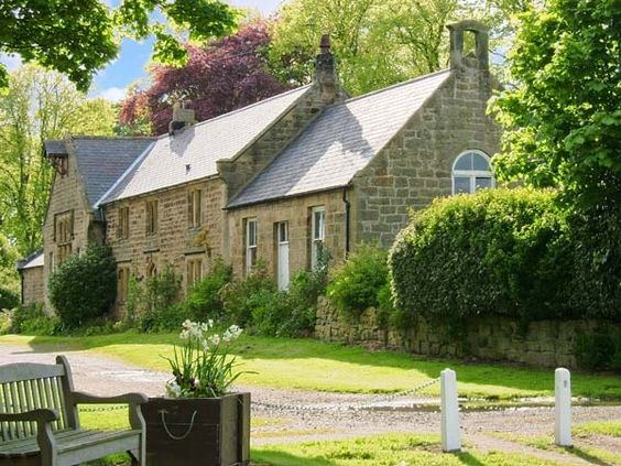 The Old School Room | Longhorsley | Northumbria | Self Catering Holiday Cottage