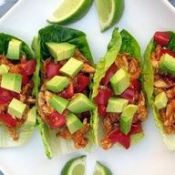 Paleo Chicken Tacos Recipe