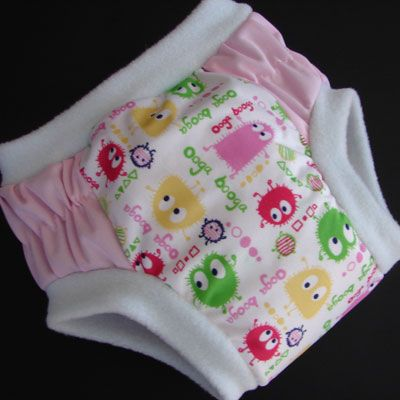 Tinkle Time overnight training pants pattern.  No more pull-ups!