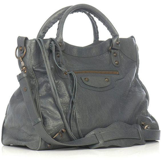 Balenciaga Classic Velo bag ($1,337) ❤ liked on Polyvore