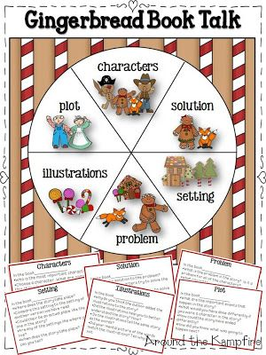... . From Catch Me If You Can! Thinking About the Gingerbread Man