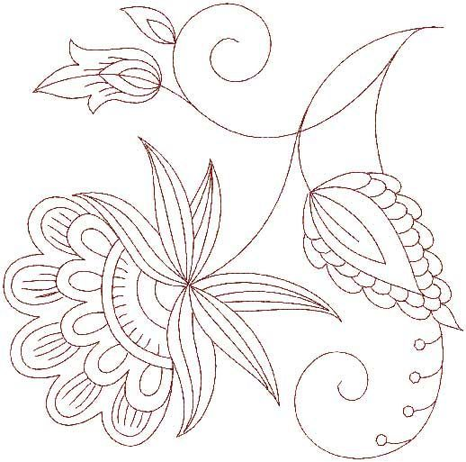 Вышивка. Шаблоны   Журнал Вдохновение Рукодельницы