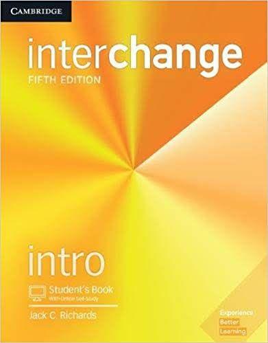 Pdf 3cd Cambridge Interchange Intro Student S Book 5th Edition