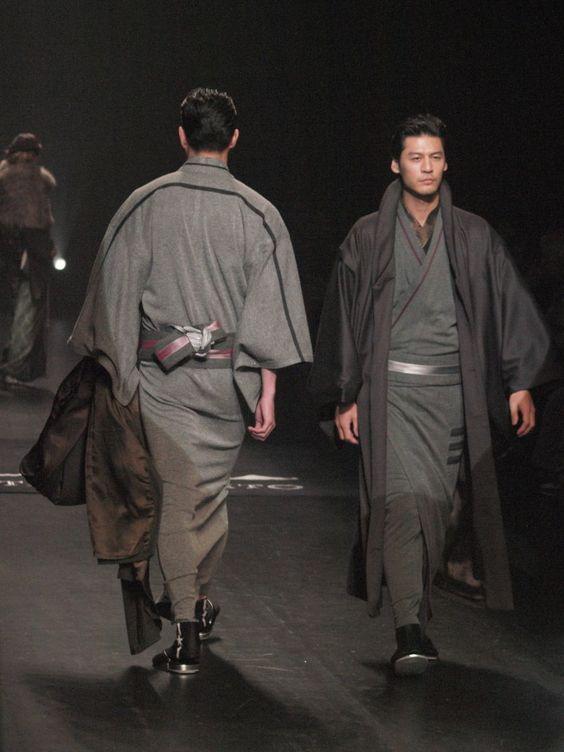 On March 19, 2015 JOTARO SAITO debut his 2015-16 collection