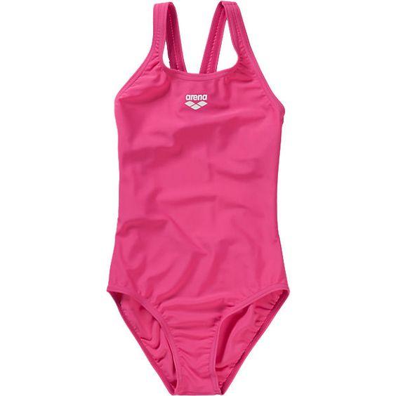Dieser ARENA Kinder Badeanzug DYNAMO ist im klassischen Schnitt gestaltet und eignet sich ideal für das Freizeit- und Schulsportschwimmen. Das Funktionsmaterial ist sehr elastisch und schnell trocknend, zusätzlich weist es widerstandsfähige Eigenschaften gegen Abnutzung durch Chlor und Sonnenlicht auf. <br /> <br /> - komfortable Träger<br /> - mit Schwimmerrücken<br /> - elastische Beinausschnitte<br /> - vordere Seite komplett gefüttert<br /> <br /> Obermaterial: 80% Polyamid, 20%…