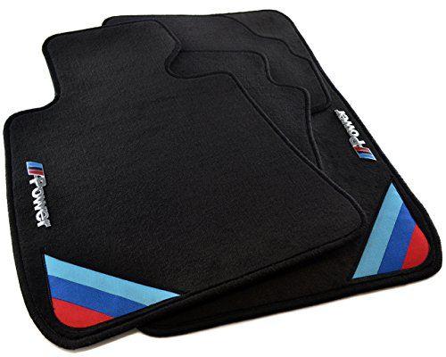 Bmw 6 Series E63 E64 E63lci E64lci Black Floor Mats Set Lhd Side Velcro Clip With M Power Emblem Find Out More About T Bmw Car Interior Design Black Carpet