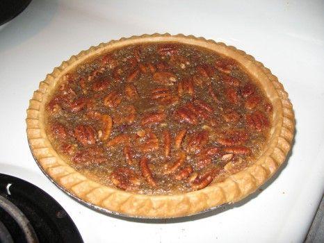 Amazing Vegan Pecan Pie