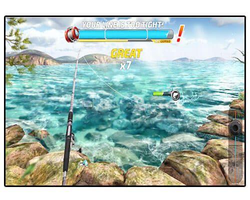 تعتبر لعبة صيد السمك Fishing Clash 3d من العاب صدي الاسماك الجميلة والتى تحدد فيها نوع الاسماك التى تريد اصطيادها مع السنارة الجميلة ا Ios Games 3d Games Games