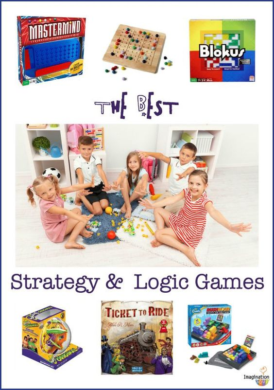 video games strategy games for kids