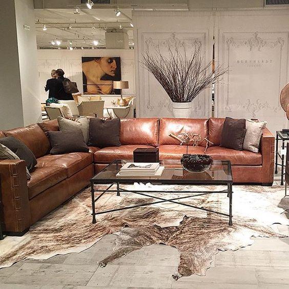 Sofa da tphcm phòng khách thêm sang trọng đẳng cấp