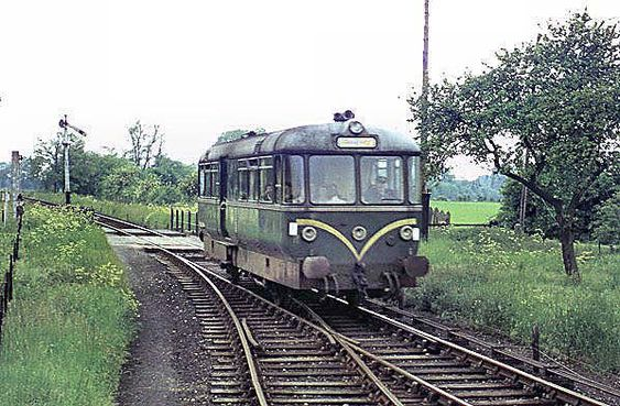 Disused Stations: Bottisham & Lode Station