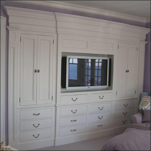 56 best Bedroom built ins images on Pinterest Bedroom closets