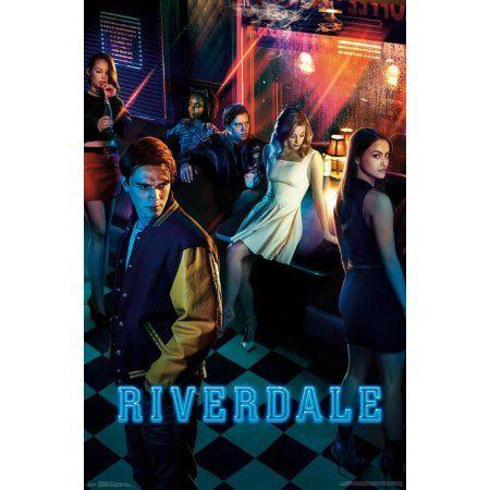 Riverdale Key Art Walmart Com In 2021 Riverdale Poster Riverdale Tv Show Riverdale
