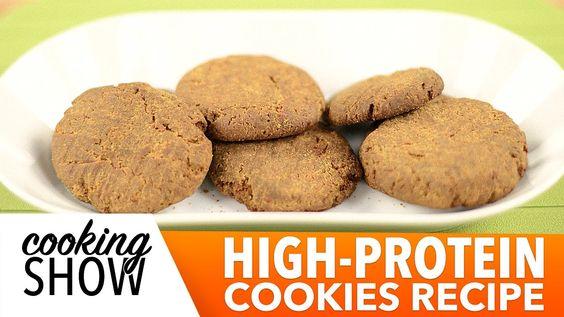 High-Protein Cookies Recipe | Prozis TV