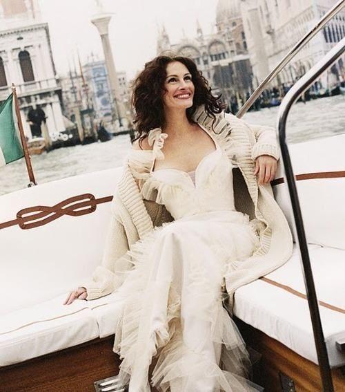 Julia, love the dress!!
